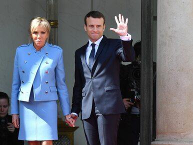 Wolność, równość, żona Macrona i koty prezesa