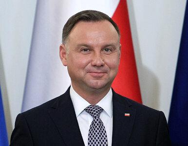 We wtorek spotkanie Andrzeja Dudy z Wołodymyrem Zełenskim. Będzie mowa o...