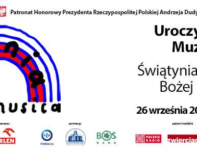 Uroczysty Koncert Muzyki Polskiej - Polonia in musica