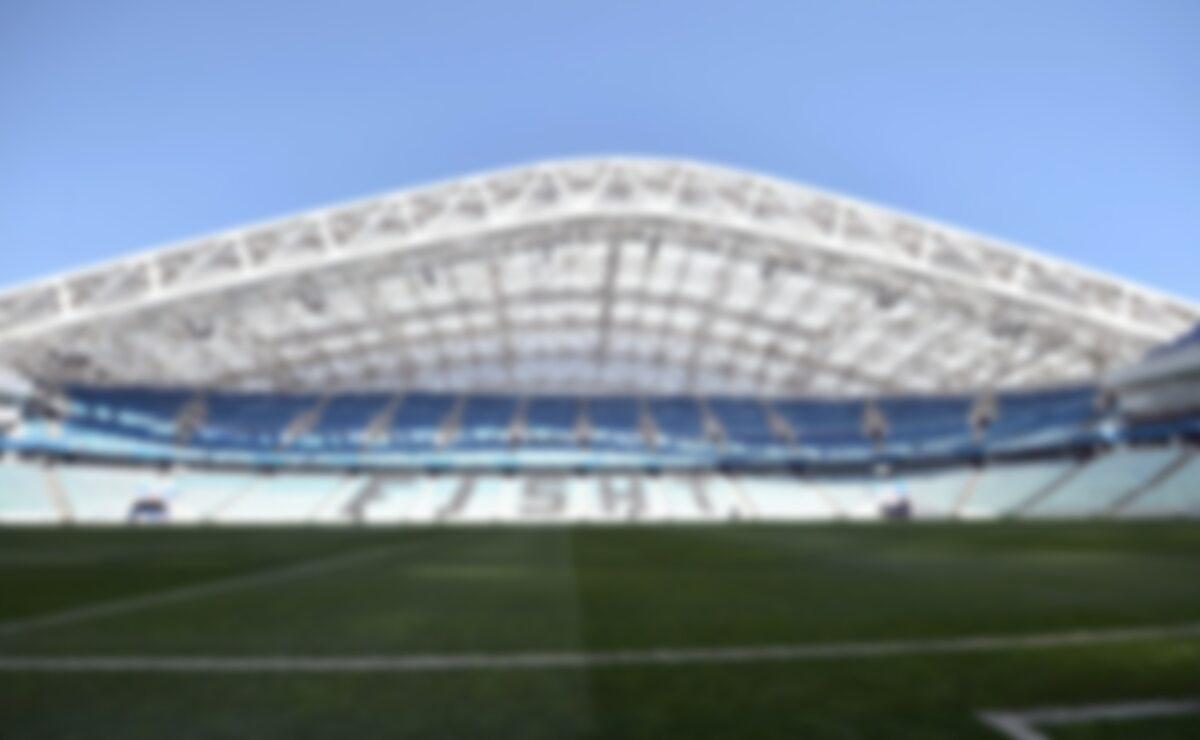 Stadion w Soczi