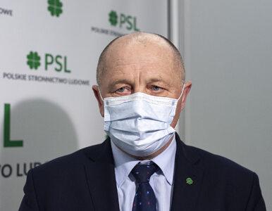 Incydent w TVP z udziałem posła PSL. Sawicki wyszedł ze studia