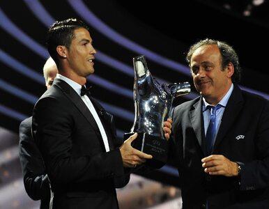 Ronaldo najlepszym piłkarzem wg UEFA