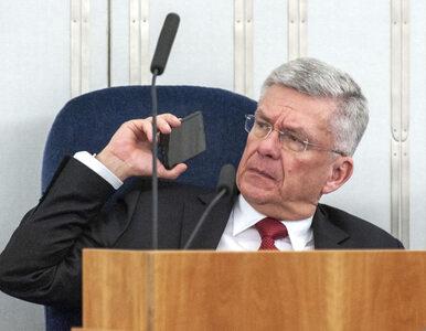 Sprawdzono wydatki Senatu za czasów Karczewskiego. Były marszałek wyjaśnia