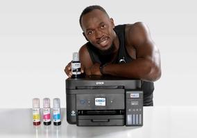 Usain Bolt ambasadorem firmy Epson