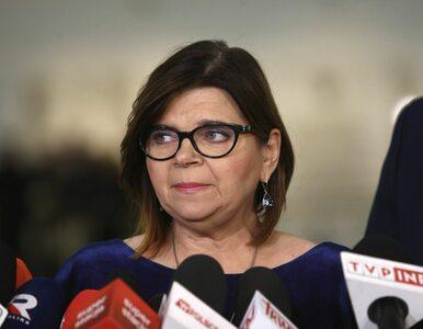 Posłanka PO: Tęcza wokół MB Częstochowskiej nie obraża uczuć religijnych