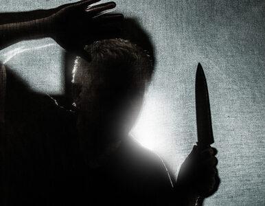 Szokujące kulisy makabrycznej zbrodni. Mężczyzna biegał po ulicy z...