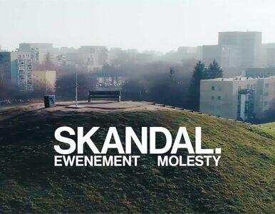 """Skandal. Ewenement Molesty"" już ze zwiastunem. Film trafi też do kin"