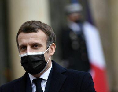 Prezydent Francji Emmanuel Macron zakażony koronawirusem. Miał kontakt z...
