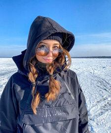 26-letnia Izabella Krzan, polska modelka i prezenterka, nowa prowadząca...