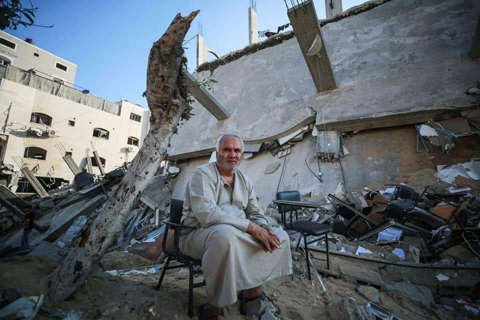 Gaza Bombardowania Gazy