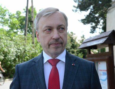 """Zdrojewski dla """"Wprost"""": O decyzji Schetyny dowiedziałem się z telewizji"""