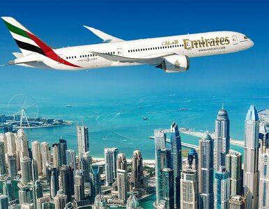 Emirates w cztery dni wydały prawie 25 mld dol. na nowe samoloty