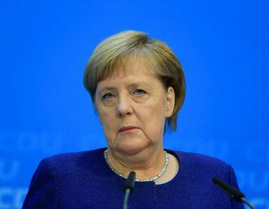 Angela Merkel mówiła o stworzeniu europejskiej armii. Została wybuczana