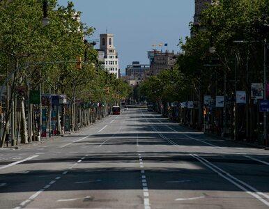 Wzrost zakażeń koronawirusem w Hiszpanii. Władze Barcelony proponują...