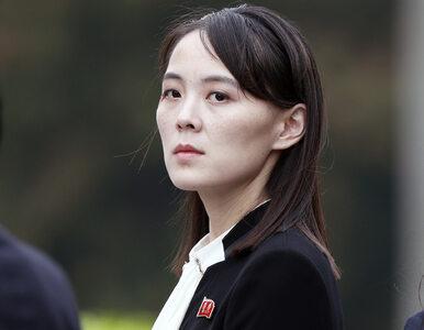 Kobieta na czele koreańskiej dyktatury. Młodsza siostra Kim Dzong Una...