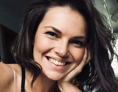 Zoriana Marchenko, aktorka znana z roli Marysi Sotnyk w serialu TVP2...