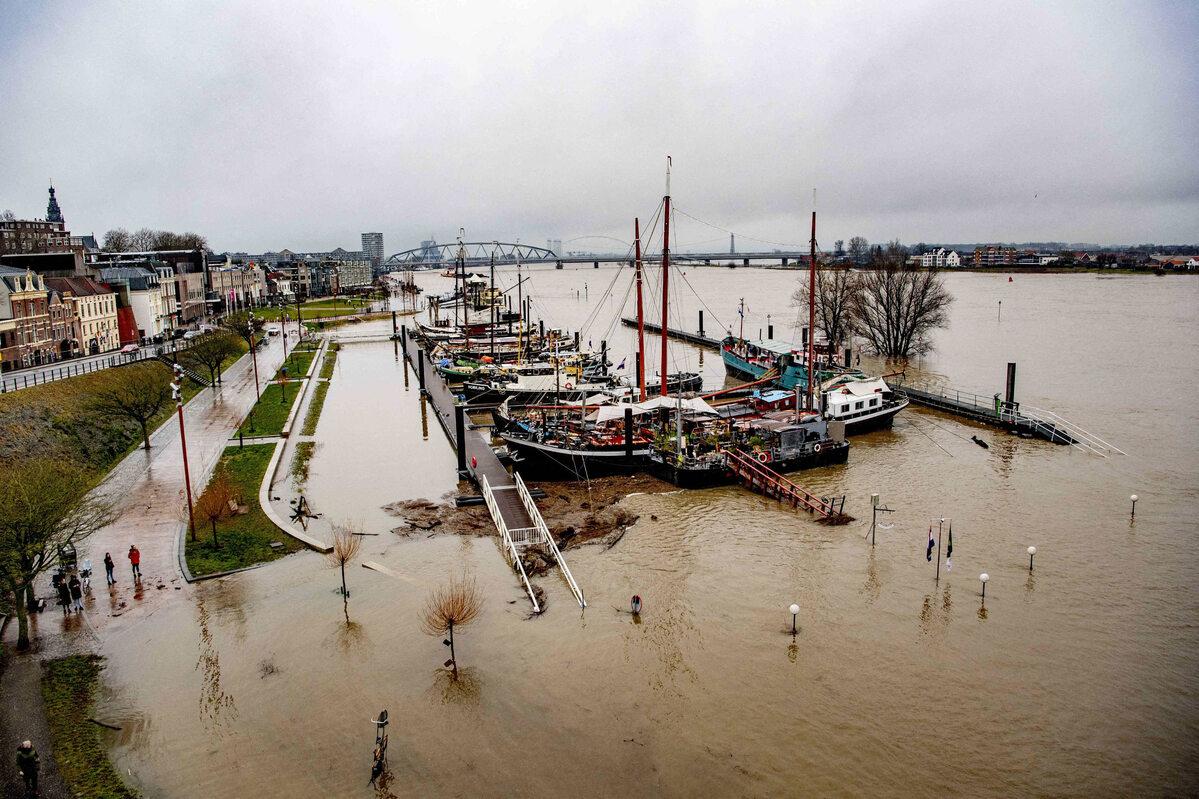 Powódź w Niemczech