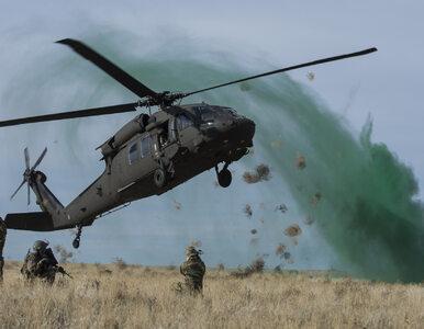 """MSWiA kupi śmigłowce Black Hawk bez przetargu? Ma to załatwić """"po cichu"""""""
