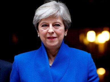Theresa May zapowiada stworzenie rządu i ujawnia koalicjanta