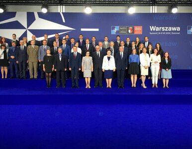 """Rząd podsumował szczyt NATO. """"To ogromny sukces Polski"""""""