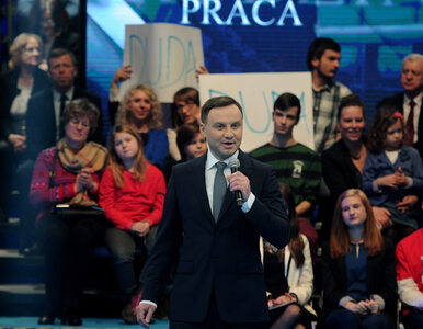 Kancelaria Komorowskiego: Filary Dudy to plagiat