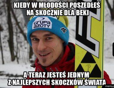 Piotr Żyła mistrzem świata. Zebraliśmy najlepsze MEMY