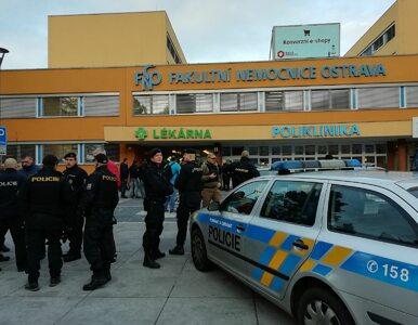 Strzelanina w szpitalu w Czechach. Nie żyje sześć osób