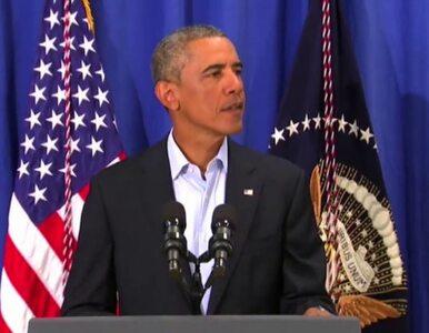Obama o zamordowanym dziennikarzu: Akt przemocy wstąsnął całym światem