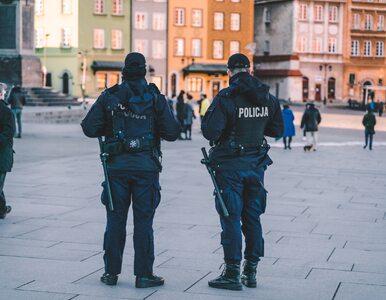 Policja wystawiła mniej mandatów, ale na większą kwotę. Efekt koronawirusa