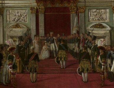 Car Rosji ukoronował się w Warszawie na króla Polski. W ten sposób...