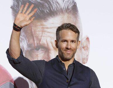 """Ryan Reynolds """"strollowany"""" przez innych aktorów. Zdjęcie trafiło do sieci"""