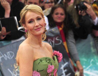 J.K. Rowling napisała powieść kryminalną pod pseudonimem