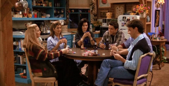 """Quiz z 18. odcinka serialu """"Przyjaciele"""". Co pamiętacie z epizodu """"Ten z..."""