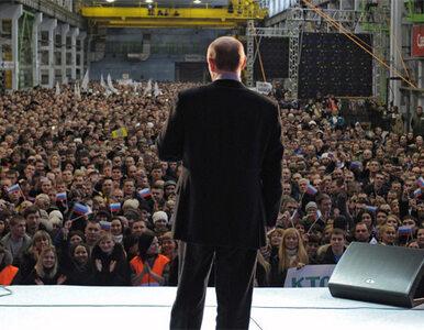 """""""Inicjatywa robotników"""": marsz dla Putina"""