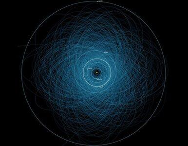NASA: 14 tys. asteroid niebezpiecznych dla Ziemi