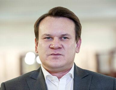 """Dominik Tarczyński weźmie ślub. """"Agnieszka to wspaniała kobieta, która..."""