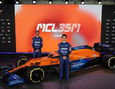 Pierwszy tegoroczny bolid F1 na torze. McLaren rozpoczął dzień filmowy