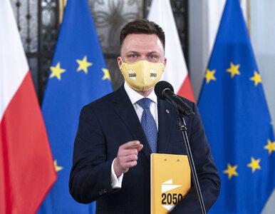 """Szymon Hołownia o powrocie Donalda Tuska. """"Rozmawiam z nim i czekam aż..."""
