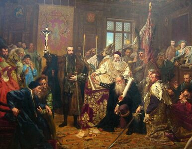 """Unia lubelska była wyjątkowa na skalę europejską. """"To była braterska..."""