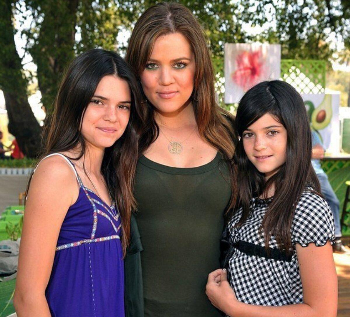 Kendall, Khloe i Kylie
