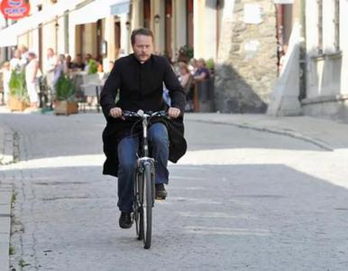 """""""Ojciec Mateusz"""". Ile przestępstw popełniono w Sandomierzu? Są wyliczenia"""