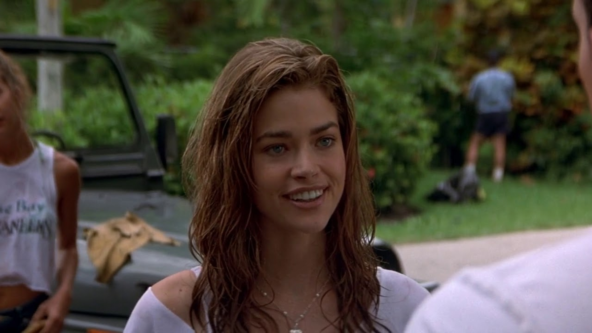 "Denise Richards w filmie ""Dzikie żądze"" (1999)"