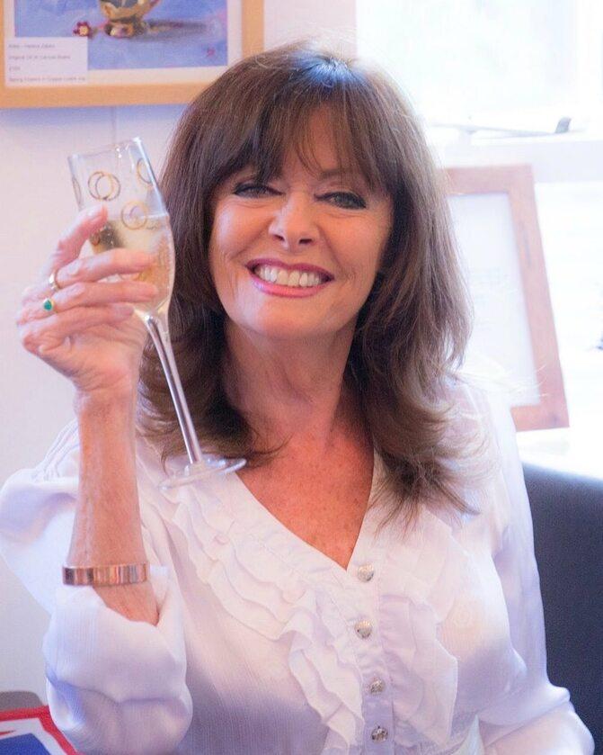Vicki Michelle w 2019 roku