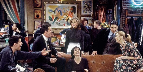 """""""Przyjaciele"""" – quiz z serialu. Co pamiętacie z odcinka z małpką Marcelem?"""