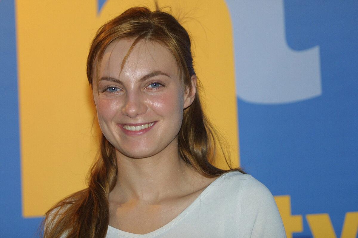 Sylwia Gliwa w 2003 roku