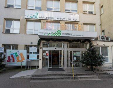 Wielkopolskie Centrum Onkologii częściowo zamknięte. Koronawirus u...