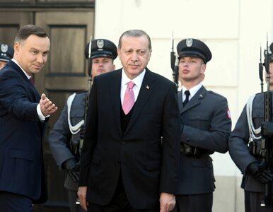"""Turcja szantażuje NATO, grając """"polską"""" kartą? Prezydent Duda porozmawia..."""
