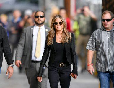Kobiety zazdroszczą jej figury. Jennifer Aniston zdradziła, jaką dietę...