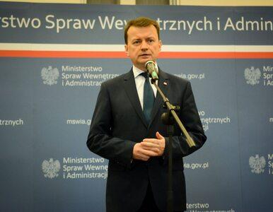 """Jackiewicz otrzymał """"żółtą kartkę""""? """"Kwestia odpowiedzialności ministrów..."""