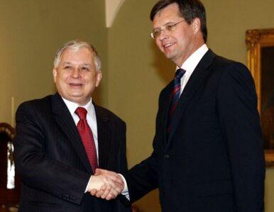 Premier Holandii broni gejów przed Lechem Kaczyńskim